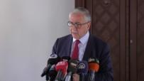 MUSTAFA AKINCI - KKTC Cumhurbaşkanı Akıncı Açıklaması 'Tüm Türk Ulusuna Başsağlığı Ve Sabırlar Dilerim'