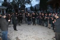 MESCİD-İ AKSA - Kudüs Müftüsü'nün Tutuklanması Amasya'da Protesto Edildi