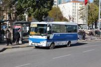 ÇOCUK HASTANESİ - Mavi Özel Halk Otobüsleri Yeni Sisteme Geçiyor