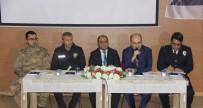 KAÇAKÇILIK - Mazıdağı'nda Huzur Ve Güven Toplantısı