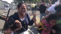 BIBER GAZı - Meksika'nın Güvenlik Güçlerinden Göçmenlere Sert Müdahale