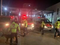 Mersin'den Deprem Bölgesine Kurtarma Ekibi Gönderildi
