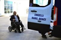 TEKERLEKLİ SANDALYE - Muğla Büyükşehir 6 Yılda 13 Bin 817 Engelli Taşıdı