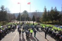 MAKAM ARACI - Muğla'da Motosikletli Trafik Tim Sayısı 75'E Çıktı