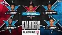 CHICAGO - NBA All-Star Maçının Kaptanları Belli Oldu