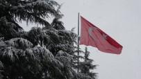 Ordu'ya Beklenen Kar Yağdı, 273 Kırsal Mahalle Yolu Ulaşıma Kapandı