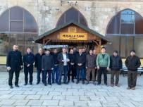 BASIN AÇIKLAMASI - Sabah Namazı Sonrası 'Mescid-İ Aksa' Açıklaması