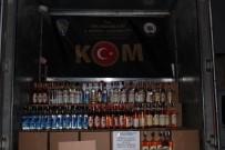 Sakarya'da Piyasa Değeri 620 Bin TL Olan Kaçak İçki Ele Geçirildi
