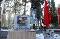 GRUP BAŞKANVEKİLİ - Şehit Emniyet Müdürü Ali Gaffar Okkan, Şehadetinin 19. Yıl Dönümünde Mezarı Başında Anıldı
