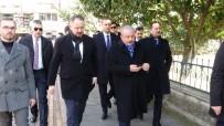 ERKEN SEÇİM - TBMM Başkanı Şentop Açıklaması 'Türkiye Gerektiği Zaman Gereken Adımları Atar'