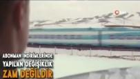 TCDD'den Zam İddialarına Videolu Paylaşım