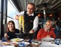 ZERDEÇAL - Tescilli Adana Kebabının Yanına Tescilli Makarna