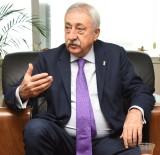 TESK Başkanı Palandöken Açıklaması 'Elektrik, Doğalgaz Ve Suda Vergiler Kaldırılmalı'