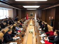 EKONOMİ BAKANI - Türkiye İle Arnavutluk Arasında KEK 12. Dönem Protokolü İmzalandı