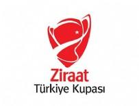 ZIRAAT TÜRKIYE KUPASı - Türkiye Kupası'nda kuralar çekildi