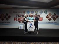 BRONZ MADALYA - Türkiye Şampiyonasından Madalya İle Döndüler