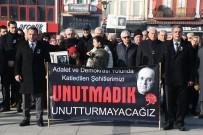 BOMBALI SALDIRI - Uğur Mumcu Ölümünün 27'İnci Yılında Edirne'de Anıldı