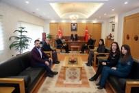 İSTIHBARAT - Vali Günaydın'a 'Dünya Gümrük Günü' Ziyareti