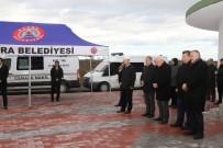 Yakıntaş Mezarlığı Mescidi Dualarla Açıldı