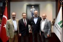Yıldıztepe İşletme Kooperatifi'nden Ataç'a Ziyaret