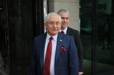 YSK Başkanı Sadi Güven Basın Mensuplarıyla Son Çayını İçti