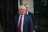 DEVİR TESLİM - YSK Başkanı Sadi Güven Basın Mensuplarıyla Son Çayını İçti