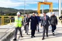 MÜDÜR YARDIMCISI - Adana Valisi Demirtaş, Sanibey Barajı Ve HES'te