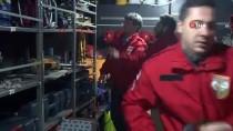 KOCABAŞ - AFAD Eskişehir 3 Araç 14 Kişilik Ekiple Deprem Bölgesine Hareket Etti