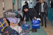 AKSARAY BELEDİYESİ - Aksaray'da Yardım Seferberliği