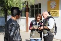 Aydın Polisi Okul Çevrelerinde Kuş Uçurtmadı