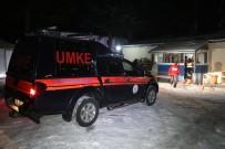 Bolu'dan, Elazığ Depremine 11 Kişilik Sağlık Ekibi Desteği