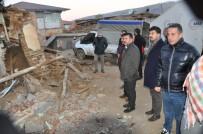 CHP Heyeti Doğanyol'da İncelemelerde Bulundu