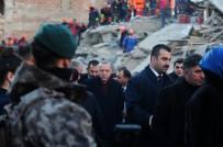 CENAZE - Cumhurbaşkanı Erdoğan Deprem Bölgesinde