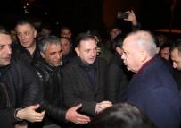 KADER - Cumhurbaşkanı Erdoğan, İnceleme Yaparken Bir Deprem Daha Oldu
