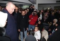 AİLE VE SOSYAL POLİTİKALAR BAKANI - Cumhurbaşkanı Erdoğan Malatya'da Deprem Bölgesinde