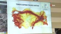 MUHTEREM İNCE - Deprem, AFAD Afet Ve Acil Durum Yönetim Merkezinden Anbean Takip Ediliyor