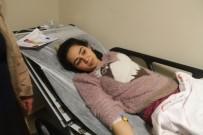 Deprem Anında 2 Kattan Atlayan Genç Kız O Anları Anlattı