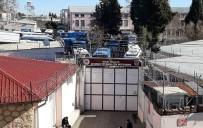 Depremde Hasar Gören Adıyaman Cezaevinde Tahliye Hazırlıkları