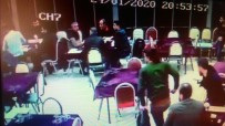 CEP TELEFONU - Depremin Yaşattığı Panik Ve Korku Anı  Kamerada