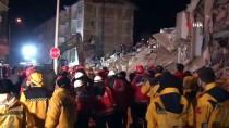 Elazığ'da 5.1 Büyüklüğünde Bir Artçı Deprem Daha