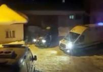 Hakkari'den Elazığ'a Sağlık Ekibi Gönderildi