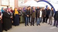 HDP Önündeki Ailelerden Elazığ'a Yardım Çağrısı Açıklaması 'Çadırımızı Göndermeye Ve Çalışmalara Katılmaya Hazırız'