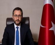 İLETIŞIM - İletişim Başkanı Altun'dan 'Azize' Paylaşımı