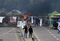 PROTESTO - Irak'taki Protestolar Yeniden Alevlendi