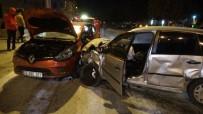 Isparta'da Zincirleme Kaza Açıklaması 6 Yaralı