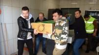 CENAZE - İstanbul'da Karışan Cenaze Bugün Defnedildi