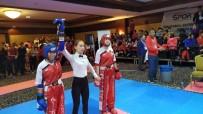 BRONZ MADALYA - Kahramanmaraş'a Kickboks'tan 2 Madalya
