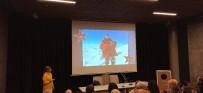 Kar Leoparı Esin Handal, Bursalı Dağcılara Tecrübelerini Anlattı