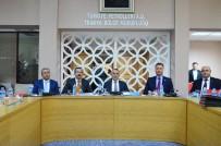 BASIN AÇIKLAMASI - Kırklareli'de Olay Çıkan Eğlence Mekanlarıyla İlgili Toplantı