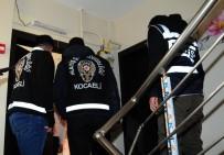 CİNSEL İSTİSMAR - Kocaeli'de Çeşitli Suçlardan Aranan 71 Kişi Yakalandı